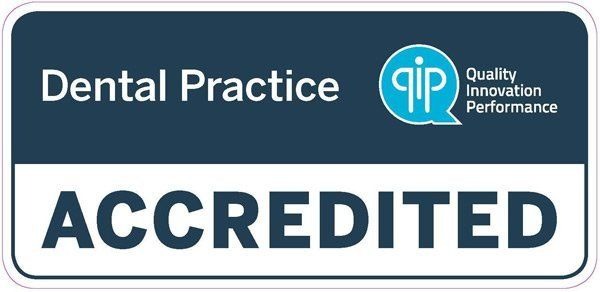 dental practice accredited