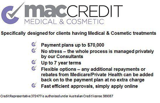 mac credit information