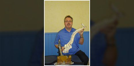 Gary Smith, Physiotherapist