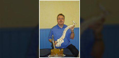Gary Smith, Physiotherapist