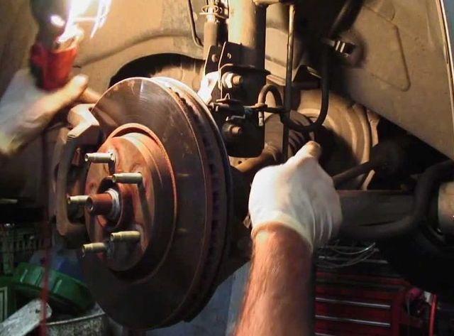 Brake Service & Safety Check