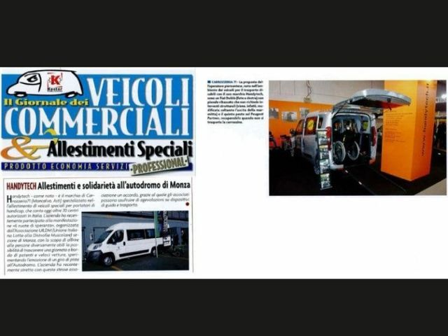 professional commercial vehicles