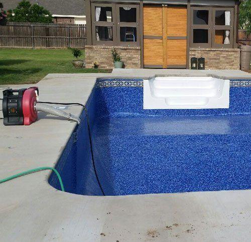 Swimming Pool Repair Abilene, TX
