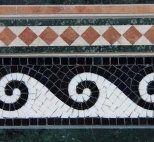 Mosaici e marmi per pavimenti