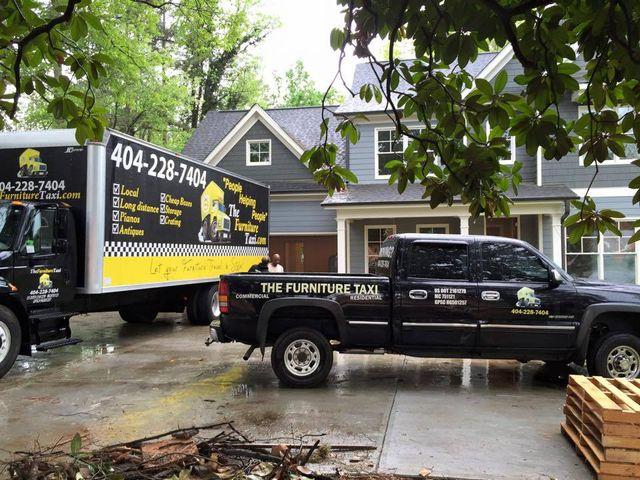 Atlanta local movers