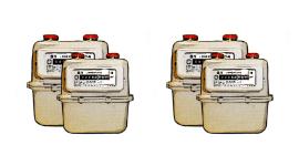 servizio a gas contatore