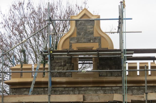 Masonry and stonework