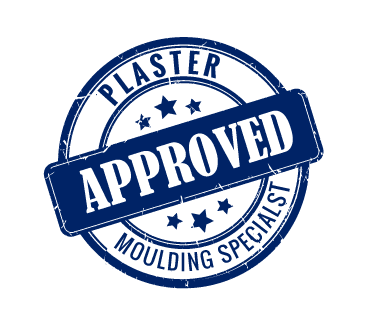 Plaster Moulding Specialist Approved logo
