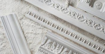 Plaster moulding services in London