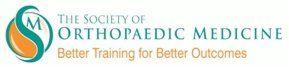 the society of orthopaedic medicine logo