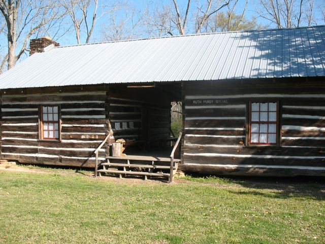 Ruth Purdy Speake Cabin