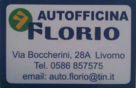 Autofficina Florio - LOGO