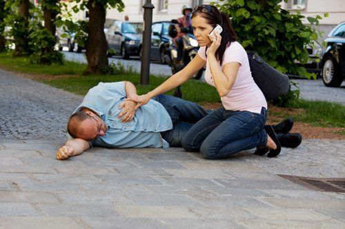 basic life support course from code blue education