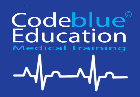 code blue education logo