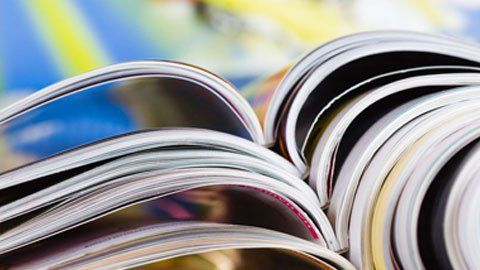 printing of magazines