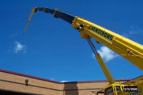 Crane & Rigging Corperation - New Brighton, MN - Armstrong