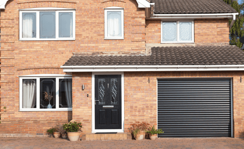 Roller Shutter Garage Doors In Gloucestershire