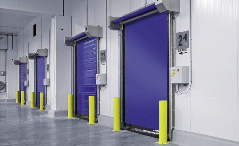 Fast Action Doors & Fast action door supply installation repair in Gloucestershire