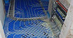 Tubi per riscaldamento del pavimento