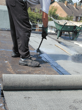 Flat roofing - Manchester, Lancashire - Andrew Whalley - Flat roofing