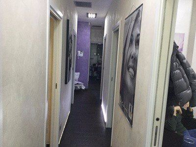 Corridoio del business