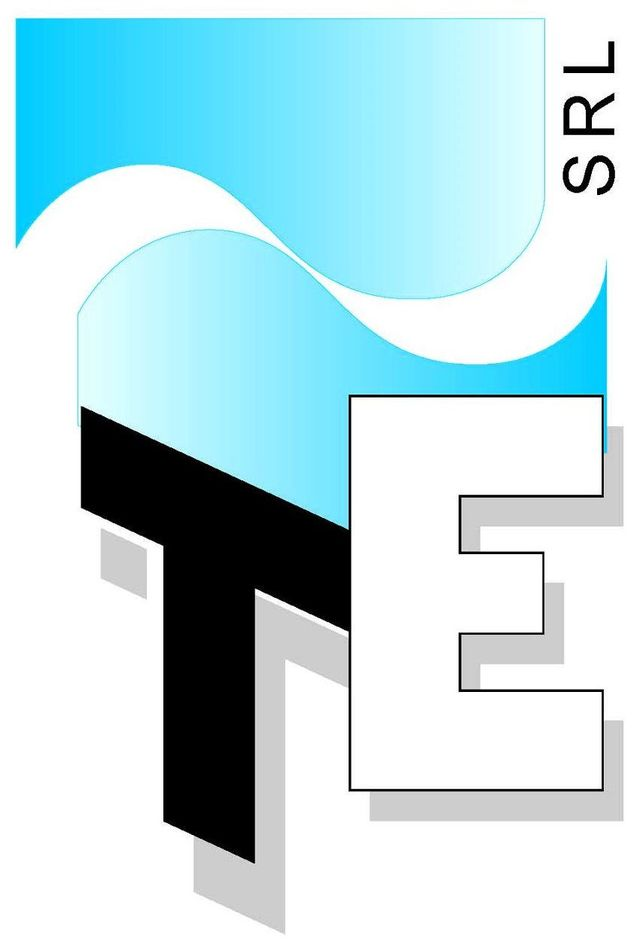 Logo T.E. Tecnologie per l'energia a Torino