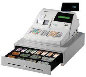 Cash registers - Whitchurch, Bristol  - Phoenix Labelling Ltd - Sam4s ER 420M