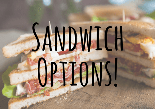 Checkout our sandwich options at the Conestoga Wagon in Lancaster, PA.