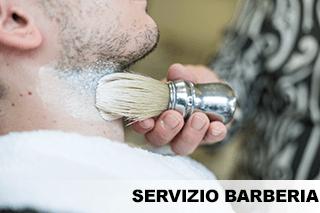 Barba dal parrucchiere