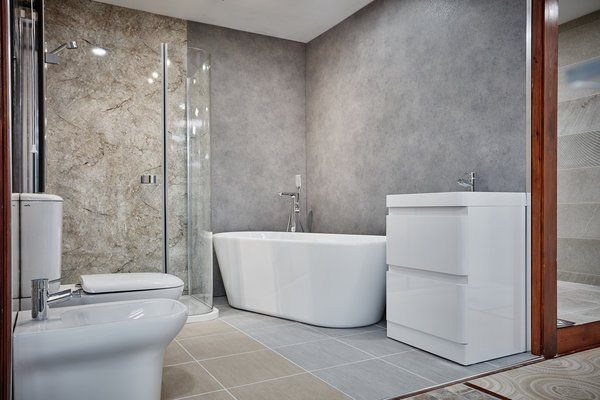 View of a quality bathroom tiles in St Leonards-on-Sea