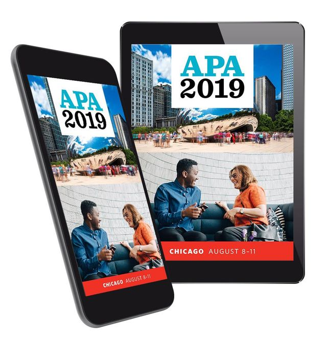Pricing for APA 2019 - APA Convention 2019