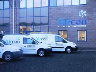 Industry Air Conditioning Service - Belfast | Aircon