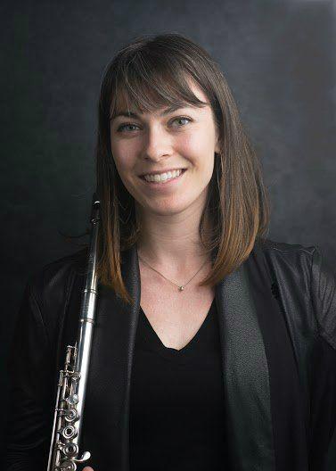Tori Kauck, Flutist