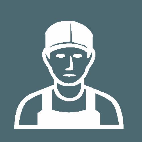logo di un operaio