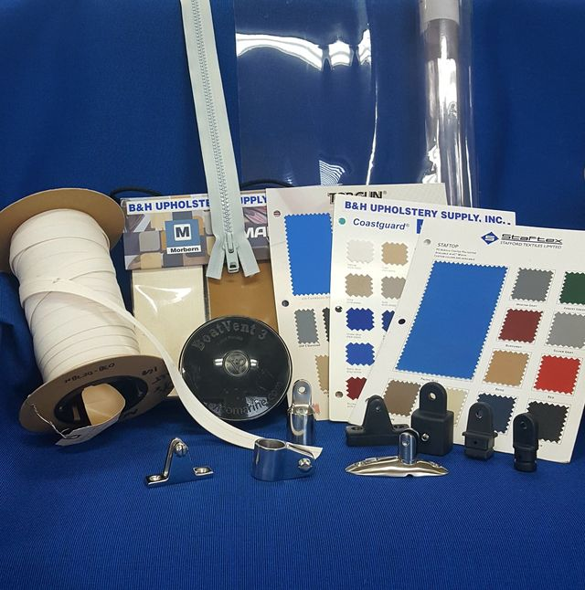Marine Upholstery Eugene Or B H Upholstery Supply Inc