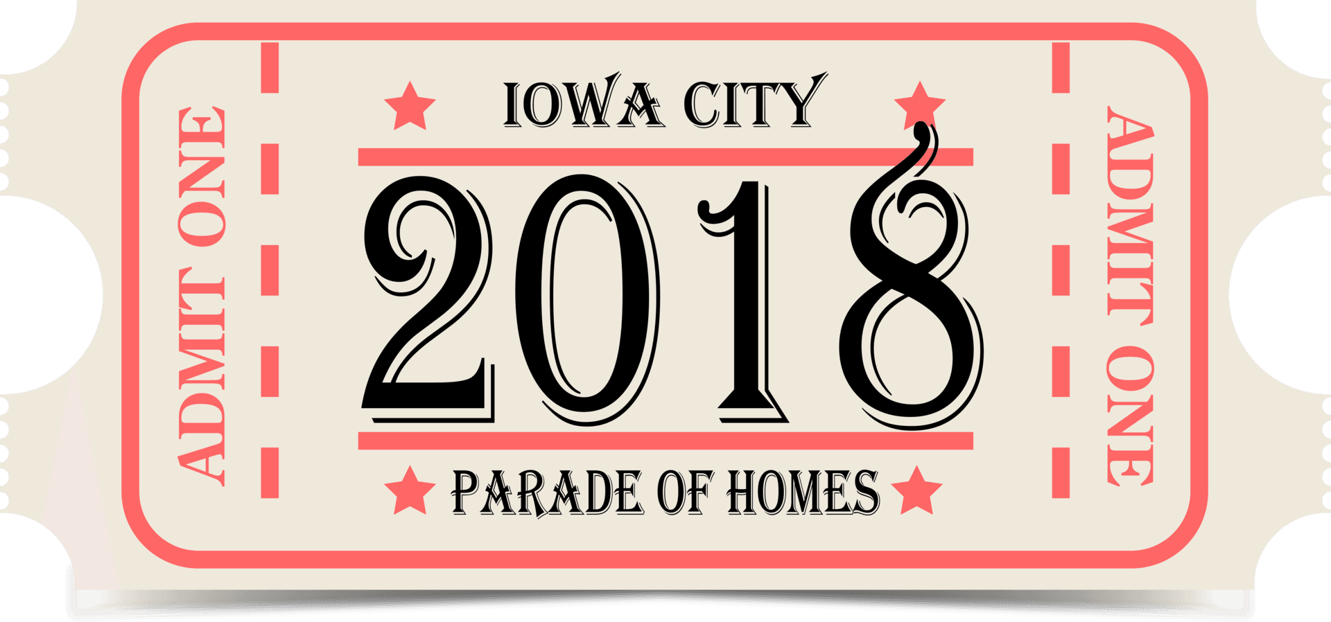 2018 Iowa City Parade of Homes Tickets