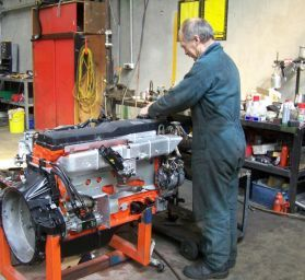 Engine/Gearbox Exchange, Overhauls and Maintenance
