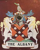 The Albany Hotel logo