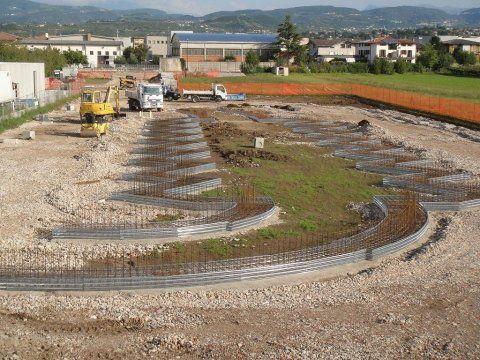 Scavi per fondazioni da Verona anche in Emilia Romagna