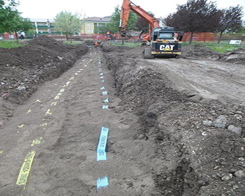 Escavazioni a Verona