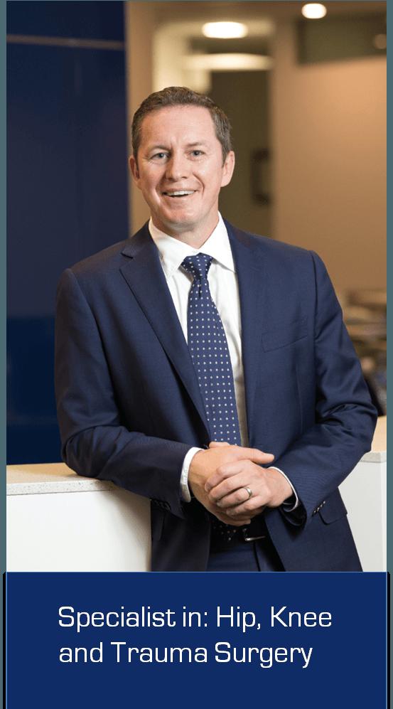 Dr Craig Hughes | Orthopaedic Surgeon | Brisbane Orthopaedic