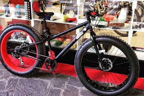 Noleggio biciclette a Treviso