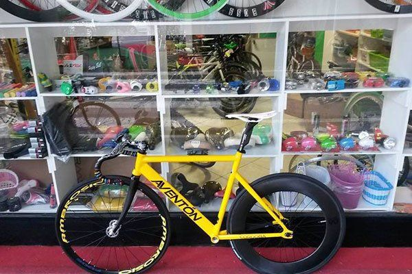 Custodia e noleggio biciclette a Treviso