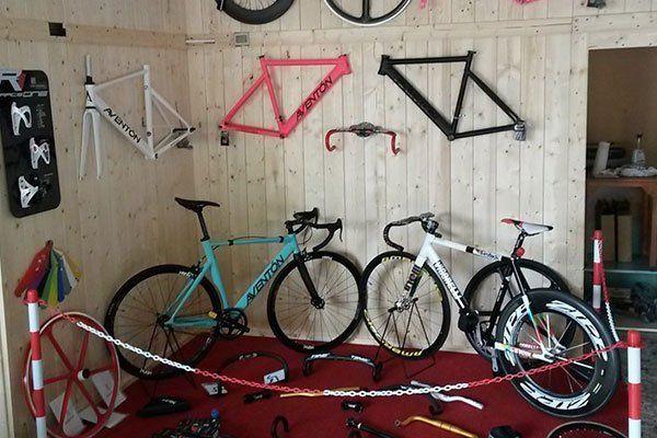 Vendita biciclette e accessori a Treviso