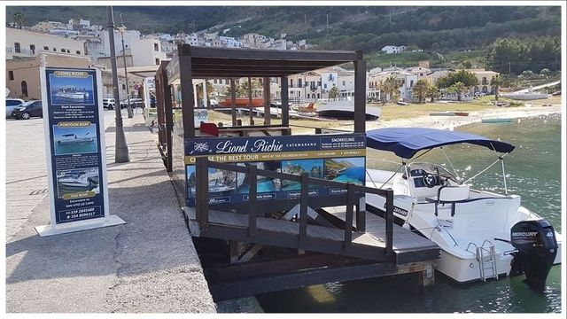 Gite in Barca Scopello