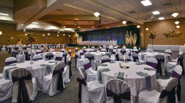 Makoy Center Wedding Venue Hilliard Oh