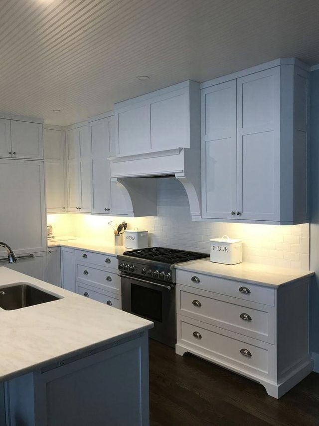 Custom Wood Cabinets Petoskey Mi Penta Associates