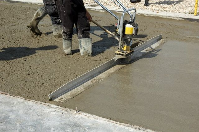 Image result for Concrete Driveway istock