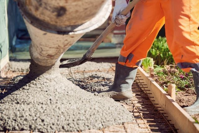 Image result for Commercial Concrete Contractor istock