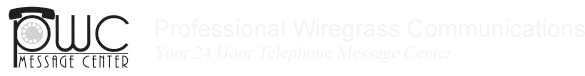 Professional Wiregrass Communications